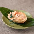 料理メニュー写真ずわい蟹の甲羅焼き