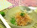 料理メニュー写真梅水晶/やまもりポテト/もつ煮込/山芋千切り/春巻き/ホルモン炒め
