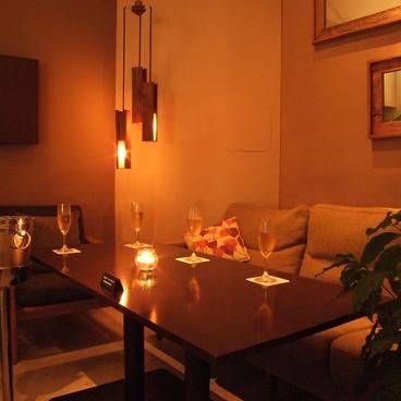 The Latria Table HEARTH 恵比寿店の雰囲気1