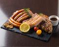 料理メニュー写真イベリコ三種盛り合わせ