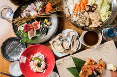 刺身と焼魚 北海道伊川鮮魚店のコース写真