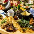 料理メニュー写真鮮度抜群な創作料理をご提供☆