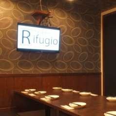 リフージョ Rifugioの特集写真