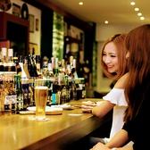 カウンター席にも魅力がいっぱい♪♪しっぽり一人飲みも、他のお客様との新たな出会いも、スタッフとの会話も全てが魅力的♪♪