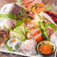 産地直送の鮮魚を使った絶品料理をご提供しております♪