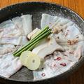 料理メニュー写真焼ふぐ(塩、ニンニク)