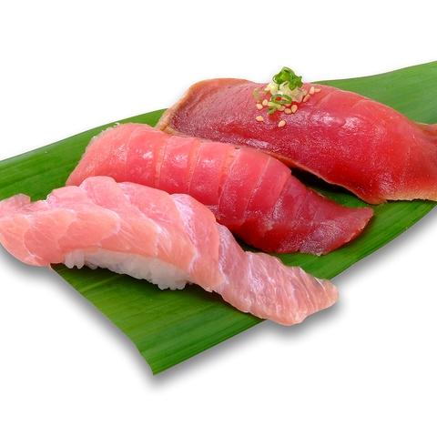 ファミリーにも人気★自社船獲れの新鮮な魚介が自慢!人気の回転寿司[いちばん船]
