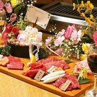 各種記念日・誕生日に!肉盛りお作りします♪