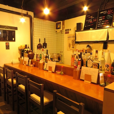 沖縄料理ヤンバルの雰囲気1