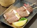 料理メニュー写真ハヤマ牛の串