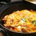 料理メニュー写真比内地鶏親子丼