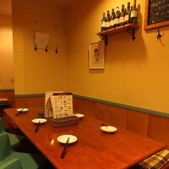 小規模~中規模まで、ゲストのご要望に応じた席配置をご用意します♪◆お得な宴会コースのご予約は【ぐるなび】からどうぞ!!】