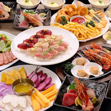 RAKUSPA鶴見のおすすめ料理1