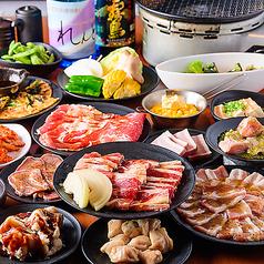 焼き肉食べ放題 カルビ市場 博多駅筑紫口店のコース写真