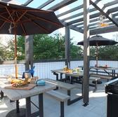 Roof Top Cafe YOKOHAMA ルーフトップカフェの雰囲気3