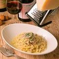 料理メニュー写真「乗せ放題」パルミジャーノチーズのパスタ