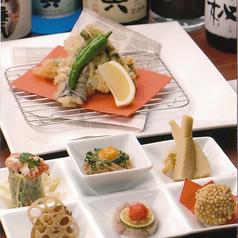 日本ばし 無花果のコース写真