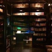 図書館のようなエントランスへ。