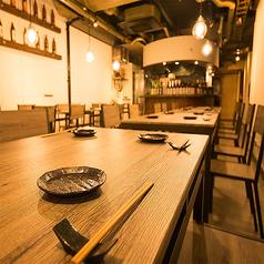 肉×さかな×日本酒 照 TERU 梅田店の雰囲気1