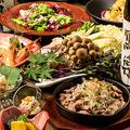 料理メニュー写真『大満足』大河(たいが)コース!3時間飲放題付「博多地鶏の水炊き」10品6000円→5000円