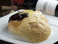 料理メニュー写真赤グラポン~牛すじの赤ワイン煮込み~