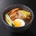 料理メニュー写真赤から冷麺