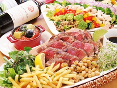 Cafe Salad taberuのコース写真