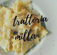 trattoria milla トラットリア ミッラの写真