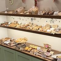 天然酵母使用の体にやさしい手作りパン