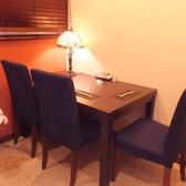 1階3~4名テーブル席