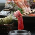 【新潟名物を堪能】近海を中心に、市場から仕入れた鮮魚を堪能!