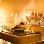 テーブル席は2名様からご利用可能♪デートや友達とちょっとした時にもお使いいただけます!
