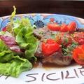 料理メニュー写真和牛もも肉のスカロッピーネ