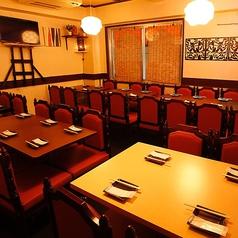 インドネパールレストラン 桜 ASIAN RESTAURANT SAKURAの雰囲気1