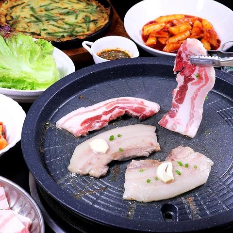 本場韓国料理 『明洞』大分都町店