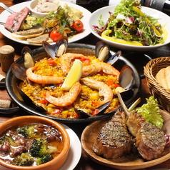 ジェネラルレストラン トレド TOLEDO 福島のおすすめ料理1