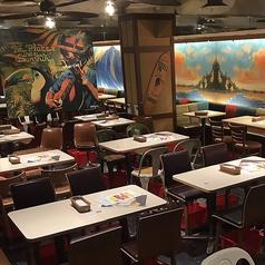 MOKU OLA Dexee Diner ルミネエスト店の雰囲気1