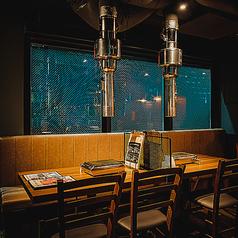 焼肉 USHIHACHI 渋谷店の特集写真