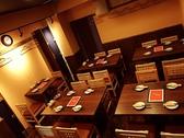 テーブル4名×4席、2名×1席※貸切は20名以上で要相談