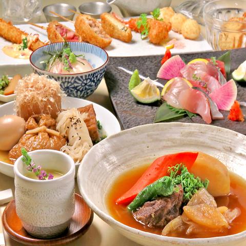 食通が足繁く通う福岡今泉の名店が移転OPEN☆和モダンな店内と極上のお料理が◎