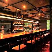 【新潟駅徒歩3分■大人の隠れ家的居酒屋「ICHIE」の趣向を凝らしたこだわりのお席ご紹介】ディナーコースご利用のお客様はお食事のあとドルチェとドリンクをこちらのバーカウンターにてお楽しみ頂けます。お料理のみならず、デザートにもドリンクにも当店のこだわりを感じて頂けることと思います。