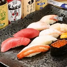 函館の寿司 まるかつ水産 東京ミッドタウン店のおすすめ料理1