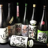 名古屋コーチンと愉しめる、愛知の地酒を常時ご用意!