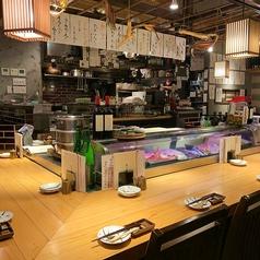 鮮魚と美酒 魚の蔵の雰囲気1