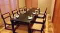 2階『東の間』 4~20名様用お座敷個室法事、慶事、七五三、グループでの会食等にご利用下さい。
