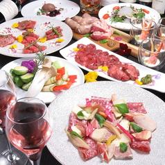 肉料理&お酒 炙りビストロ La Vache ラ・ヴァッシ 心斎橋の写真