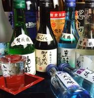 [黒霧島]等、通も納得の豊富な日本酒&焼酎♪