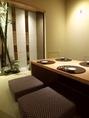 2名様~最大30名様までの個室があります。接待使いから宴会まで幅広く利用可能です。