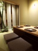 2名様~最大64名様までの個室が19部屋あります。接待使いから宴会まで幅広く利用可能です。