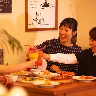 本山 de cafe HARUJIの雰囲気1